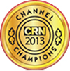 CRN2013 (Cyberoam wins the Channel Champion 2013, conquering all)