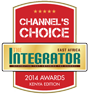 Channel-choice (Cyberoam 'Security Appliance' Brand of the year Award by Channel's Choice 2014)